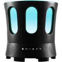 Saunakaiutin ZONE Speaker, Bluetooth, vedenkestävä, musta