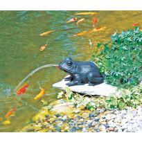Suihkulähdepatsas Heissner, sammakko