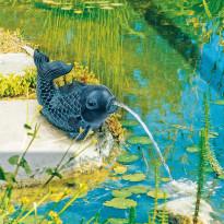 Suihkulähdepatsas Heissner, kala