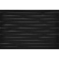 TTC Brick Gloss Black 20x30cm