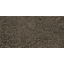EH Solid Jet Damasco Gris Decor 25x50cm