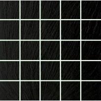 IOT Black Slate 5x5cm leik.verkko vaiht.kiilto+pinta