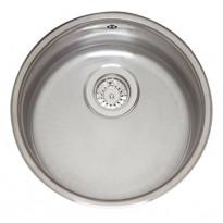Keittiöallas Otsoson Reginox L18, 390 OKG, pyöreä, halk 440mm, rst, Verkkokaupan poistotuote