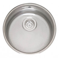 Keittiöallas Otsoson Reginox R18, 370 OKG, pyöreä, halk 420mm, rst