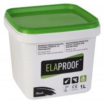 Vedeneristysmassa ElaProof H 1l, musta