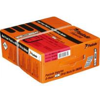 Naulakaasupakkaus Paslode IM350 63X2,8 kirkas kampa 3300 kpl/pkt
