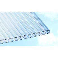 PC-kerroslevy Keraplast 10 mm, 1050 x 3500 mm, kirkas
