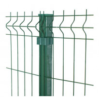 Aitaelementti 1230x2500 mm, lankavahvuus 4mm, vihreä, harmaa, ruskea tai musta