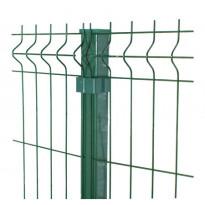 Aitaelementti,  1530X2500 mm, lankavahvuus 4mm, vihreä, harmaa tai ruskea