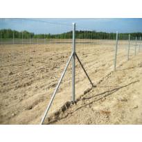 Eläinverkko Zn, 1,2x50m, muuttuva silmäkoko (50m)