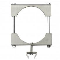 Tolppakiinnike PP-Tuote, 80-120 mm tolpille