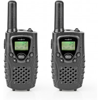 Radiopuhelin Nedis WLTK0800BK, kantama 8km