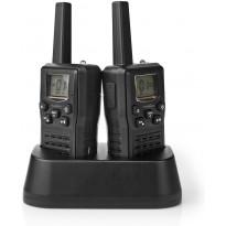 Radiopuhelin Nedis WLTK1010BK, kantama 10km