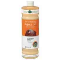 Aqua oil, öljyttyjen pintojen hoitoon ilman hiomakonetta, 1l