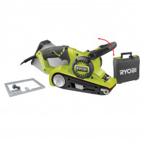 Nauhahiomakone Ryobi EBS800V, 800W, nopeudensäädöllä, Verkkokaupan poistotuote