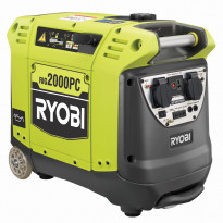 Aggregaatti Ryobi RIG2000PC invertteri