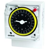 Vuorokausikello Orbis Crono, QRD, 72x72