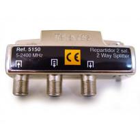 Jako kahteen Finnsat 4-5 dB 5-2400 MHz T5150