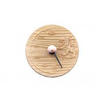Saunamittari Pinetta 3D, mänty