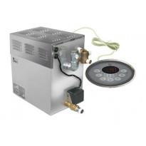 Höyrystin SAWO STP120-3, 12kW, 3-vaihe, 15-28m³, erillinen ohjauskeskus