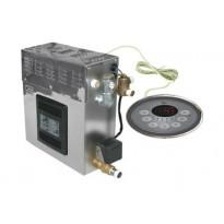Höyrystin STP-45-1/2, 4.5 kW, 1-vaihe / 2-vaihe, erillinen ohjauskeskus (2-5m³)