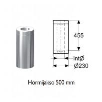 Saunapiipun hormijakso 500mm