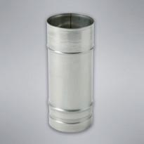 Sisäpiippu Prima Plus 250mm, ø100mm