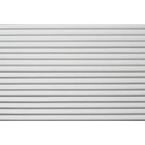 Sisustuspaneeli Siparila Vire 15x90x2700mm, mänty, valkoinen