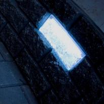 Uppovalaisin LedStone, 200x100mm, kylmä valkoinen