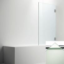 Ammeseinä ARC malli 17, frost lasi, kiiltävä kromi
