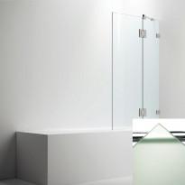 Ammeseinä ARC malli 24, frost lasi, kiiltävä kromi