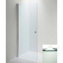 Suihkuseinä LINC Angel ovi, frost lasi/valkoinen, eri kokoja
