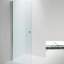 Suihkuseinä INR LINC Niagara ovi, kirkaslasi/kiiltävä, eri kokoja