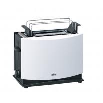 Leivänpaahdin Braun HT450, 1000W, valkoinen