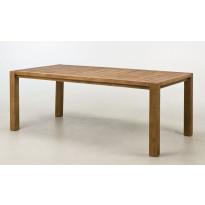Pöytä Salsera, 200cm, tiikki