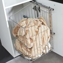 Pyykkikori L40, korkeisiin kaappeihin