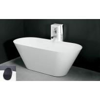 Kylpyamme Oval 170, hanatorni, valumarmori