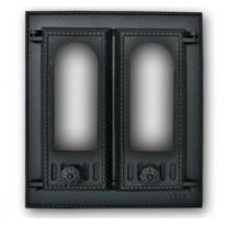 Takkaluukku 408, 2-ovinen holvikaari, 310x275mm,