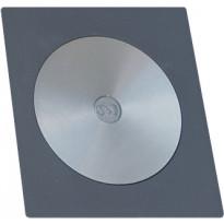 Liesitaso, kehyksetön, 295x325mm, sis. 207 mm keittolevyn