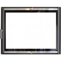 Takkaluukku HTT 602, musta tai harmaa