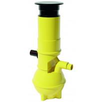 Perusvesikaivopaketti PVK 500/ 315, 25 tn, muovikannella, Verkkokaupan poistotuote