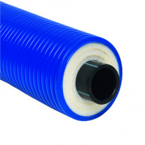 Eristetty vesijohto Microflex Cool, 1-putkinen, 40x3,7x90