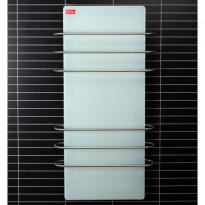 Kylpyhuonelämmitin ja pyyhekuivain Redwood, 50x120cm, 1000W, valkoinen