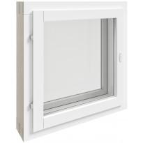 Ikkuna Aarni, puualumiini, 2+1, MSE, koko 6x6