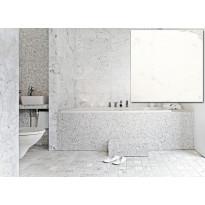 Marmorilaatta Bianco Staturiario Venato, 305x305mm