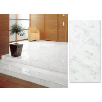 Marmorilaatta Bianco Carrara C, 610x305mm