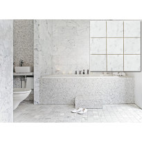 Marmorilaatta Bianco Carrara C, 300x300mm