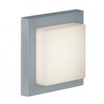 Katto/seinävalaisin Hondo, 3,5W LED, IP54, harmaa
