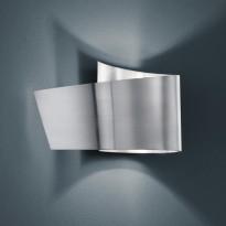 Seinävalaisin Trio 2822, LED 1x2,2W, IP44, harjattu teräs