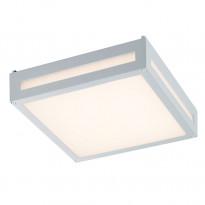 Katto/seinävalaisin Newa, 2x4W LED, IP54, valkoinen